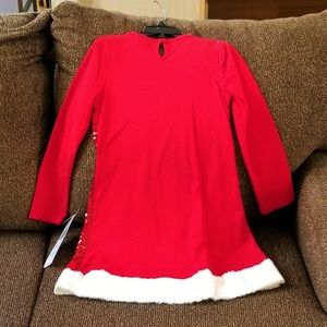 Rare Editions Dresses - Red Holiday Dress Rare Editions NWT Girls 6